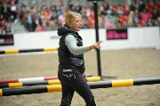 Top Tips for Indoor showjumping by Mia Palles-Clark
