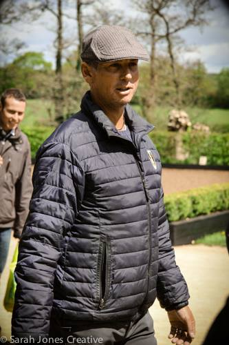Bequestrian's day with Carl Hester