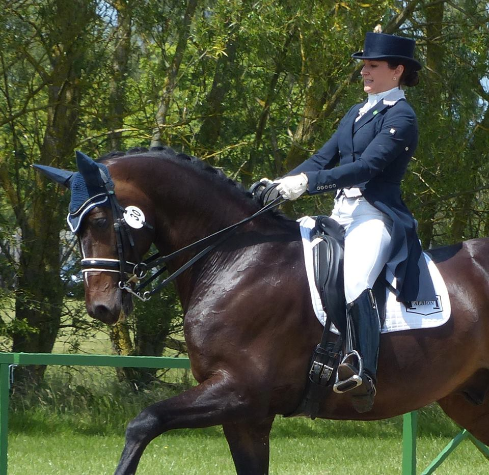Top Tips From Abi Hutton for buying a dressage horse