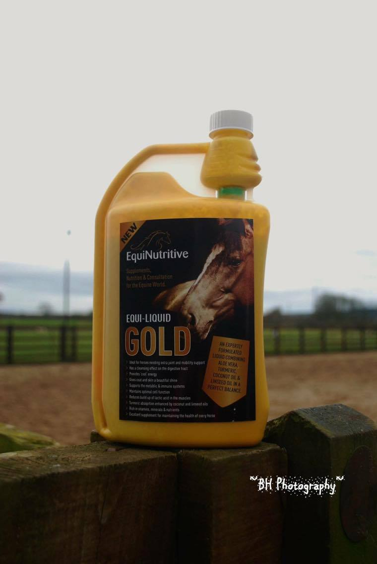 EquiNutritive –  Equi- Liquid Gold