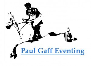 Paul Gaff Eventing