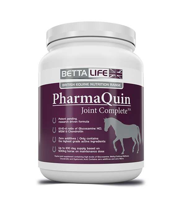 Tried and Tested PharmaQuin Joint Supplement