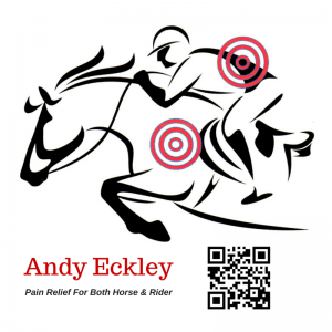 Andy Eckley Equine Therapist