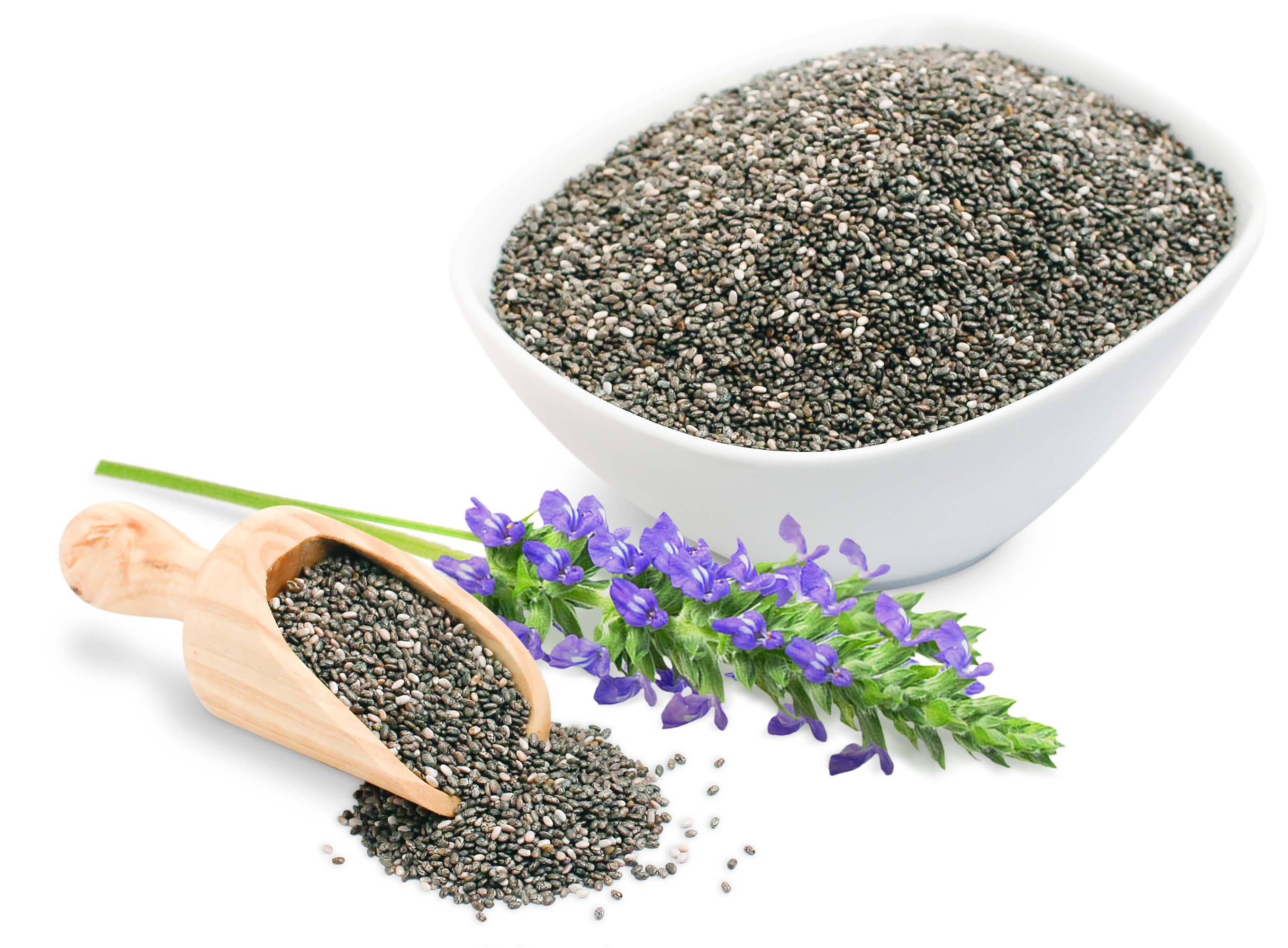 Benefits of Chia Seed for horses!!! – Good for Riders to!