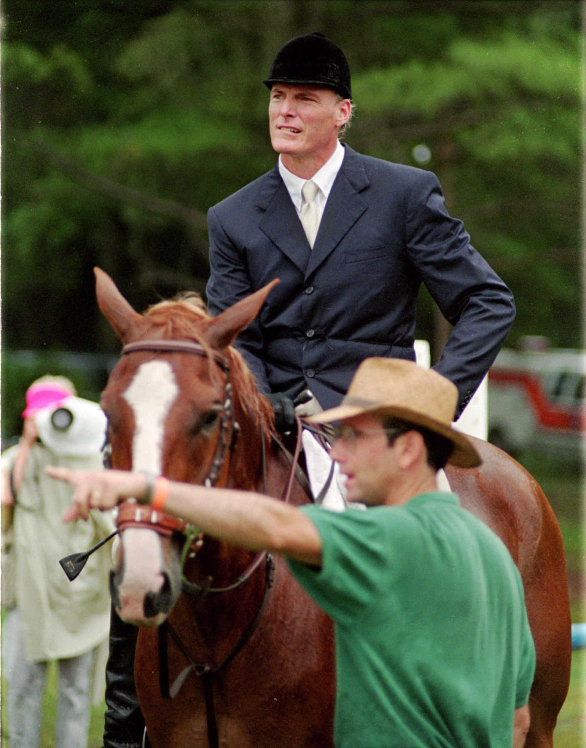 In Memory of Christopher Reeve (1952 -2004) – Actor Paralyzed in a Riding Accident