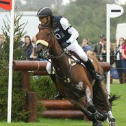 Bill Levett goes from Blair to Burghley to WEG ( The World Equestrian Games)