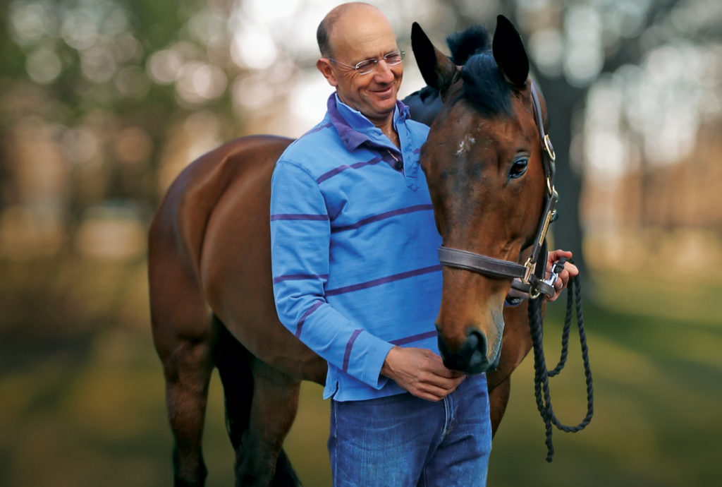 An afternoon with Bill Levett and Verdo Horse Bedding – Includes 10 minutes with Bill