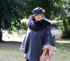 Le Jabot and Stock Company Capes and Hats