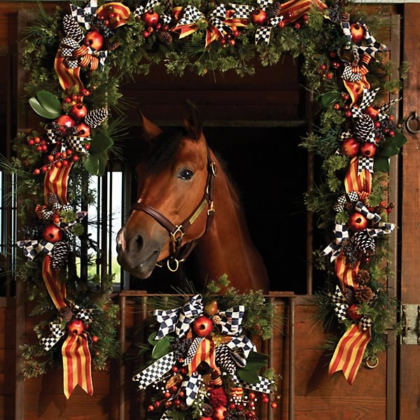 Christmas Horse Pictures.Top Gifts For Horse And Rider For Christmas Stable Equestrian