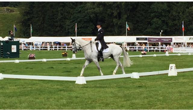 CIC***ERM Dressage at Blair Castle International Horse Trials