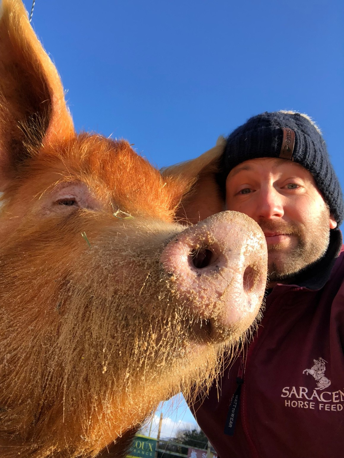 Wayne Garrick gives us a winter Blog and an insight to his life!