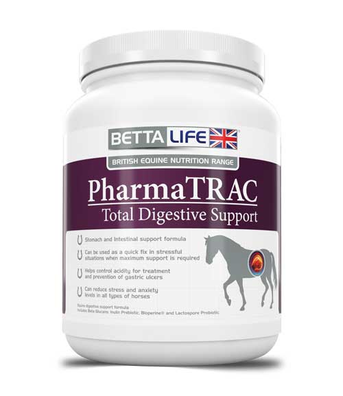 PharmaTRAC Total Digestive Support- From Betta Life