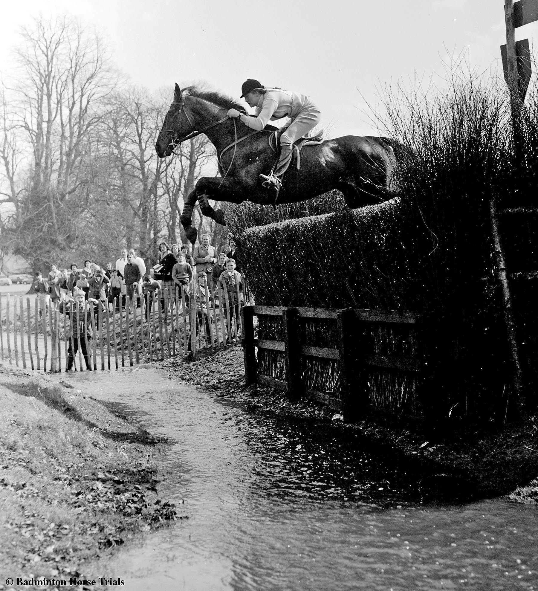 Badminton 1969 Commemorative Course- What was Badminton like back then?