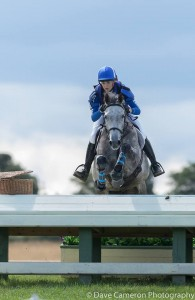 Morgan Gray & Champagne Charlie XI:  Third rider profile for #ScotstakeonTatts