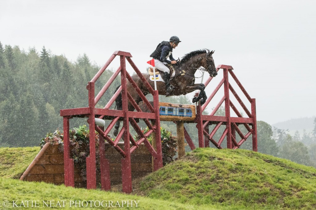 Third and final day of Blair International Horse Trials