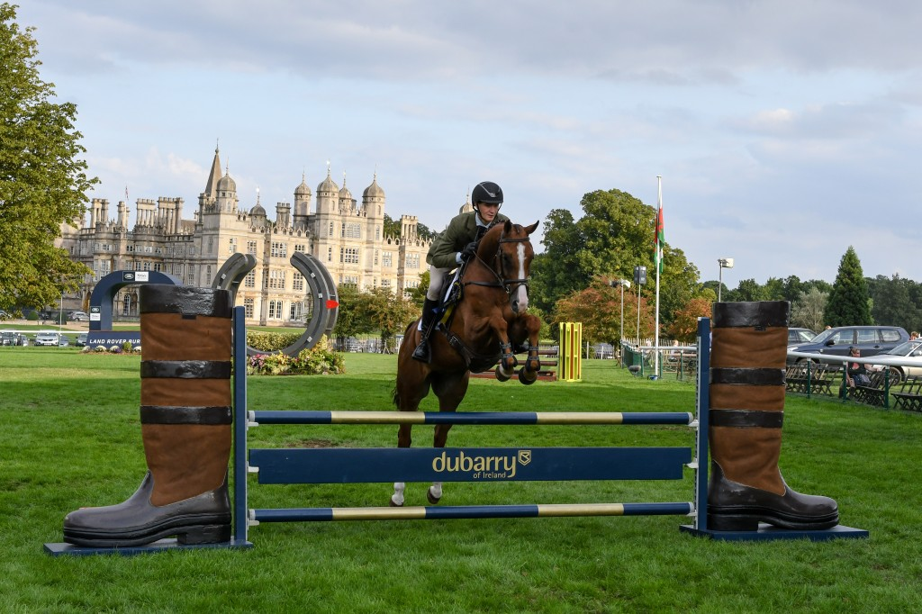 Dubarry Burghley Young Event horse 4yo and 5yo Champions and Results