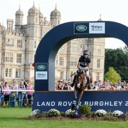 Burghley's Cross country was a true 4* course , It was all change on the leaderboard!!