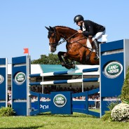 The last and final day of Burghley – Price on the Podium