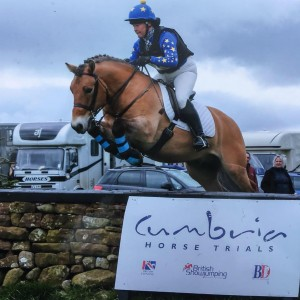 Sue Chapplehow-Lacey & Gromit The Highland Pony : Interview Pre MMCUP19 @ Badminton
