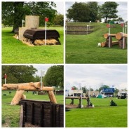 What lies ahead for the Badminton Riders on the Cross Country now Dressage is complete.