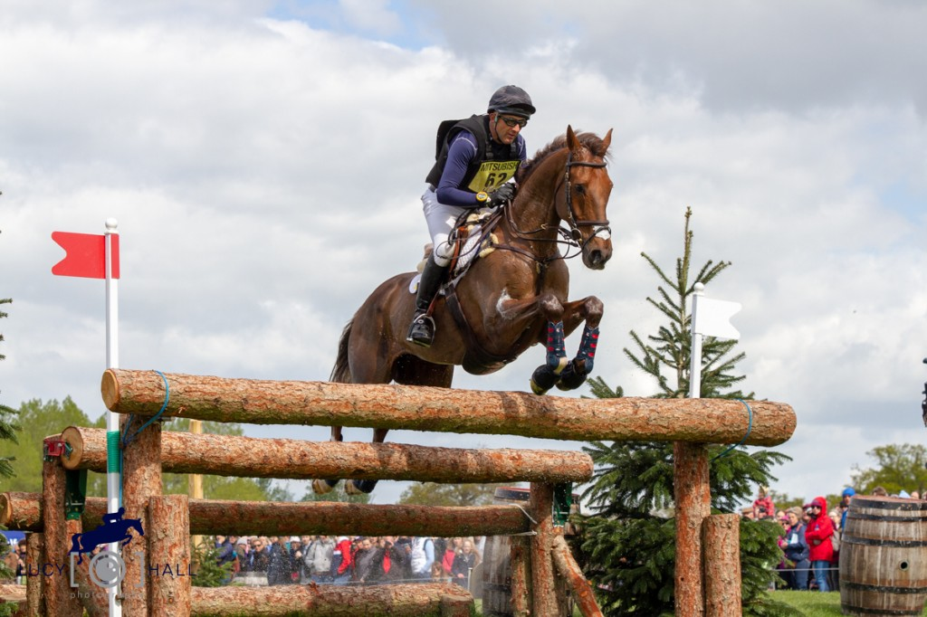 Bill Levett Climbs the Leaderboard After A Super Cross Country Round