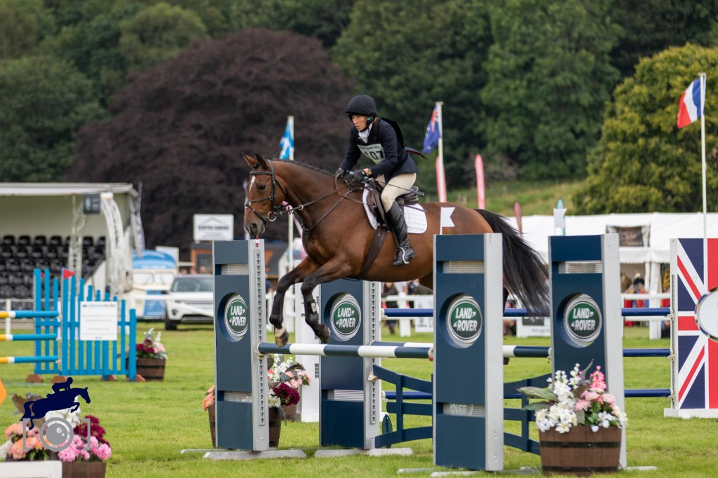 Swanky Panky Showjumping at Blair in the SCBE100 Championships