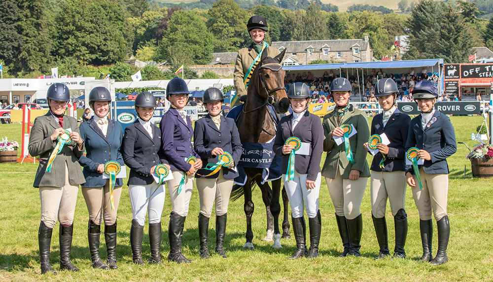 Scottish BE90 and BE100 Champions crowned