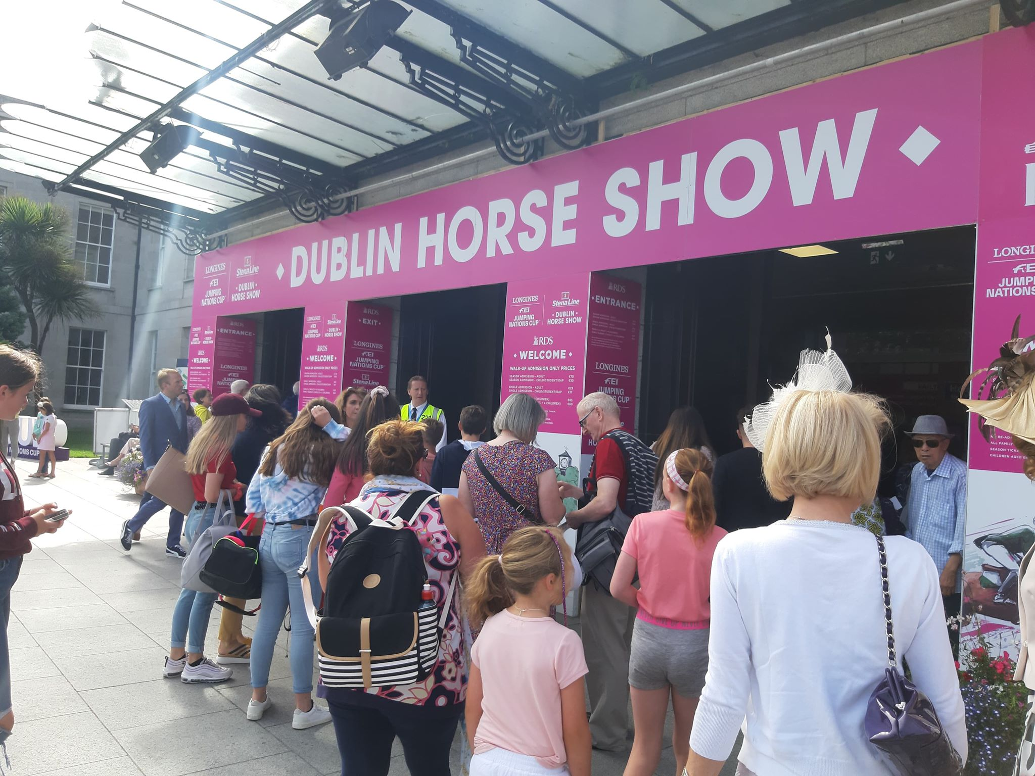 10 Reasons To Visit Dublin Horse Show…