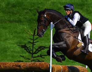 Third place for Berkeley at Blair – CCI4*S
