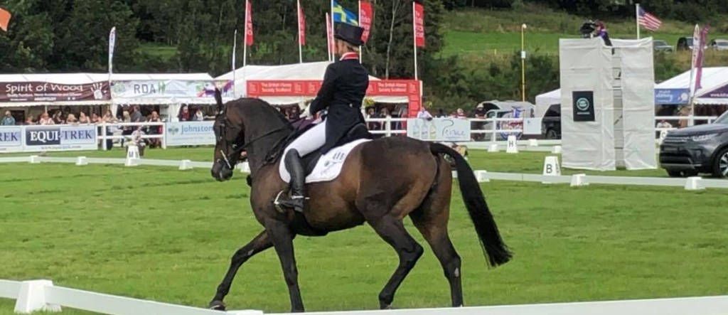 Berkeley leads Blair CCI4*S going into the cross country