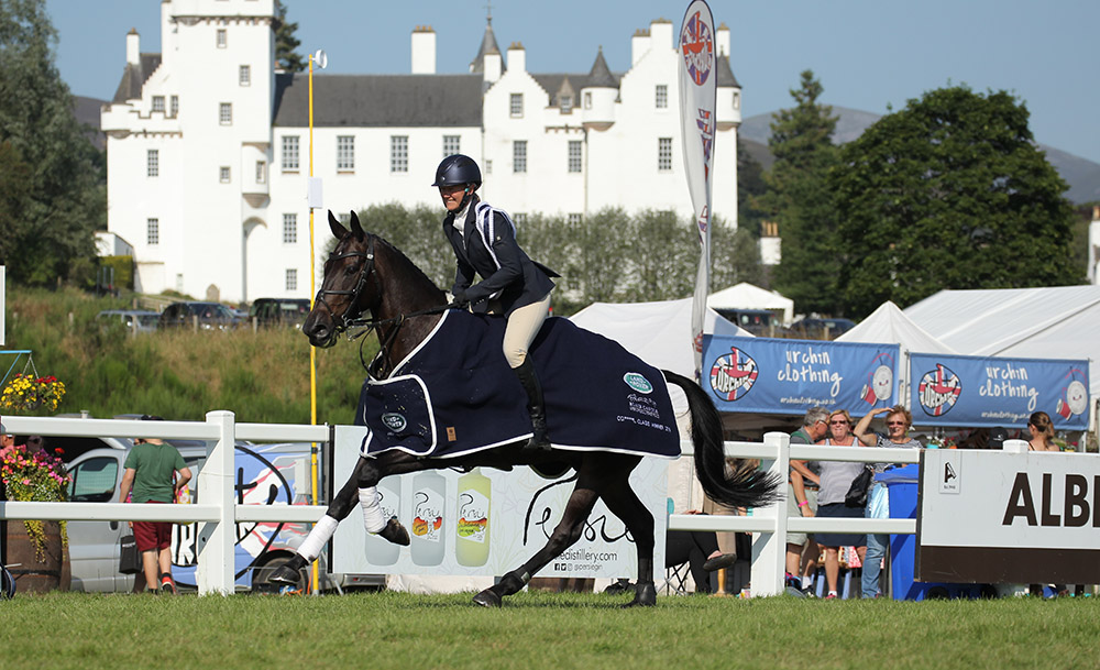 The Land Rover Blair Castle International Horse Trials wraps up for another year
