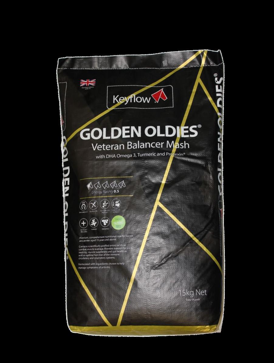 Golden Oldies® – The worlds first balancer mash