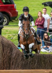 Not To Be For Dee: Burghley Cross Country 2019