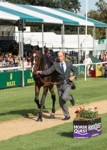 Last Years Winner Tim Price Is Back at Burghley With Three Rides – Will He Retain His Title?