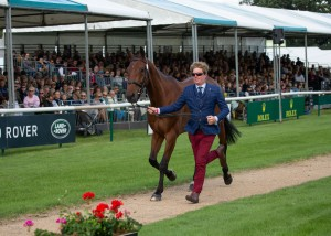 George Hilton-Jones Makes His Debut At Burghley Horse Trials 2019 #LRBHT
