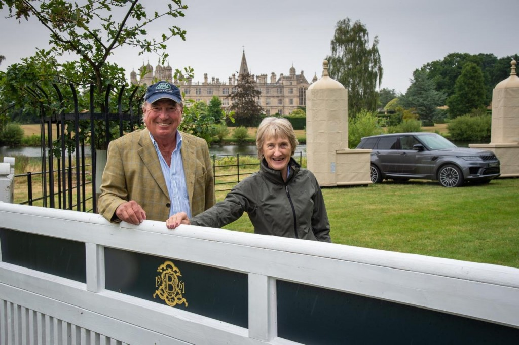 CAPTAIN MARK PHILIPS TO PASS ON THE BURGHLEY BATON IN 2021