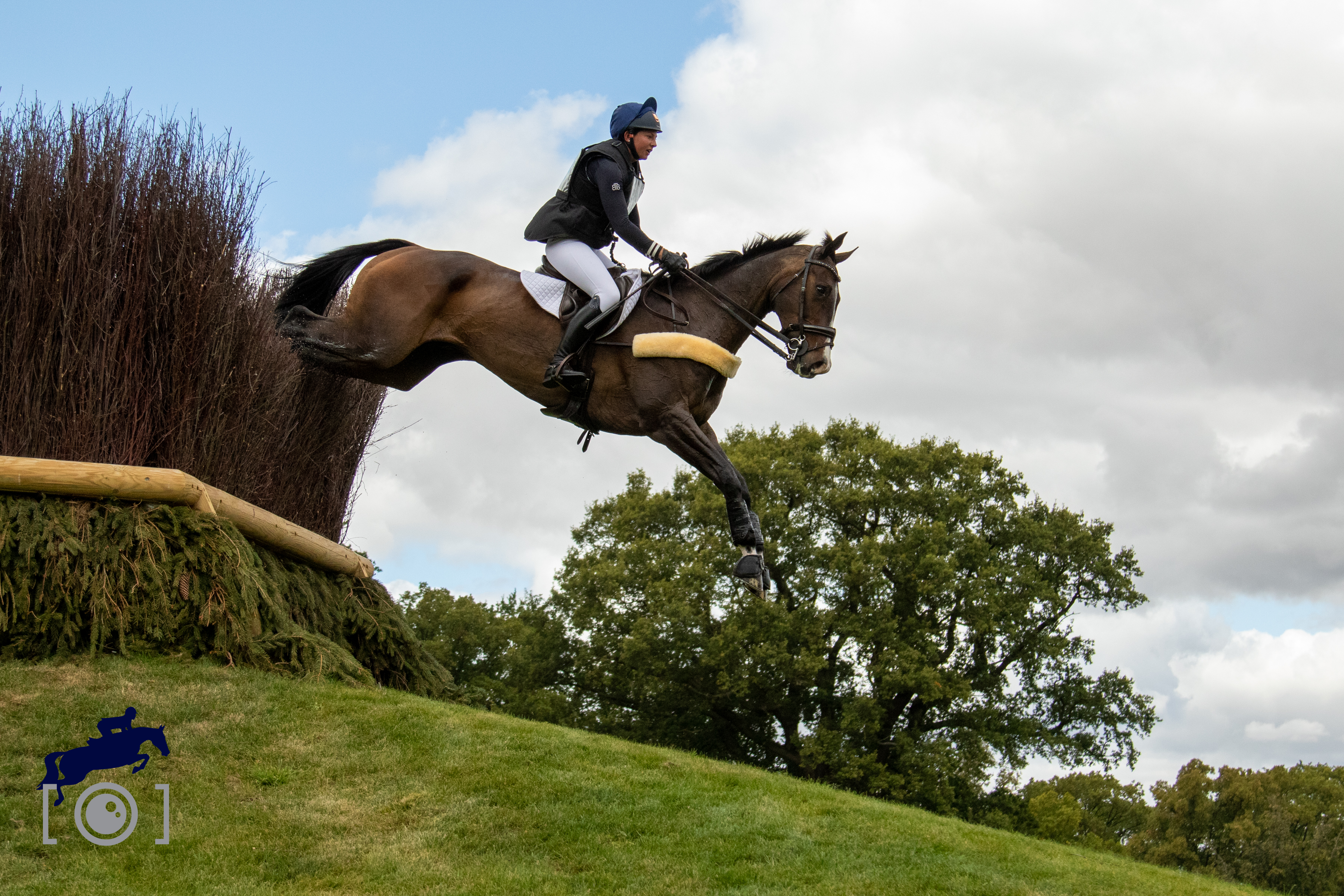 The Beast Of Burghley  : Only Half Of The Riders Complete Cross Country #LRBHT19