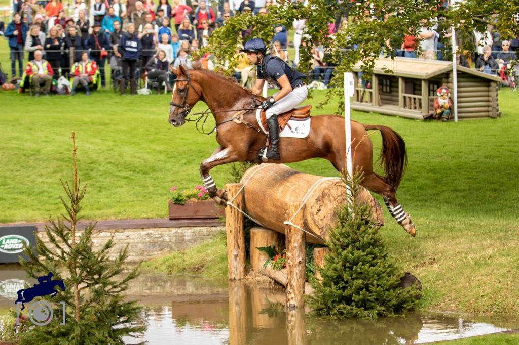 Perfect Pathfinder Price on the Beautiful Bango at Burghley 2019
