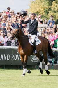 An Emotional Send Off For Sir Mark Todd – An Eventing Legend