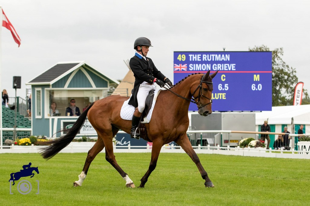 The Rutman completes his first CCI5*L  with Simon Grieve