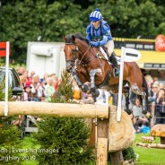 From 60th to 6th Imogen Murray Climbed The Leaderboard At Burghley 2019 On Ivar Gooden