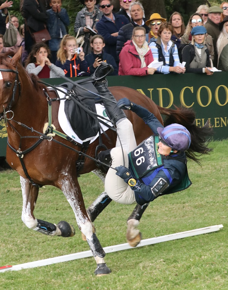 zara tindall fall