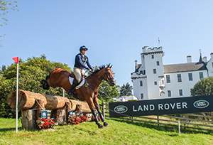 Great news from FEI Land Rover Blair Castle International Horse Trials