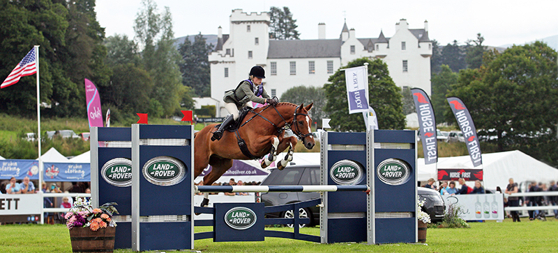 The Countdown is on for Blair Castle International Horse Trials – No tickets Available on the gates , Limited Tickets are Available ….